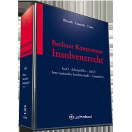 Berliner Kommentar Insolvenzrecht (BK InsO)