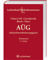 AÜG - Kommentar zum Arbeitnehmerüberlassungsgesetz