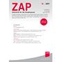 ZAP - Zeitschrift für die Anwaltspraxis