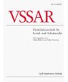 VSSAR - Vierteljahresschrift für Sozial- und Arbeitsrecht
