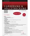 FoVo - Forderung und Vollstreckung