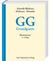 Kommentar zum GG - Grundgesetz