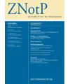 ZNotP - Zeitschrift für die Notarpraxis