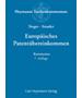 Singer / Stauder, EPÜ - Europäisches Patentübereinkommen