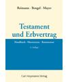 Testament und Erbvertrag
