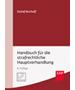 Burhoff, Handbuch für die strafrechtliche Hauptverhandlung