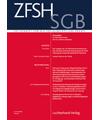 ZfSH/SGB - Zeitschrift für die sozialrechtliche Praxis