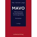MAVO - Rahmenordnung für eine Mitarbeitervertretungsordnung