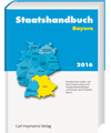 Staatshandbuch Bayern 2016