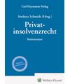 Privatinsolvenzrecht - Kommentar