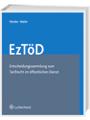 Entscheidungssammlung zum Tarifrecht im öffentlichen Dienst (EzTöD)