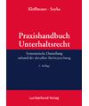 Praxishandbuch Unterhaltsrecht