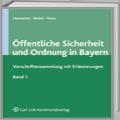 Öffentliche Sicherheit und Ordnung in Bayern