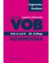 Ingenstau / Korbion (u.a.), VOB Teile A und B