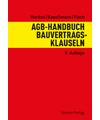 AGB-Handbuch Bauvertragsklauseln