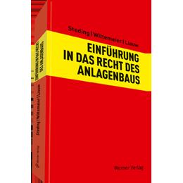 Einführung in das Recht des Anlagenbaus