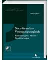 NotarFormulare Versorgungsausgleich