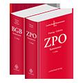 Bundle BGB + ZPO Kommentar