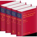 Kölner Kommentar zum Kartellrecht (Band 1 - 4)