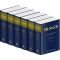 SK-StGB - Systematischer Kommentar zum Strafgesetzbuch (Bände I - VI)