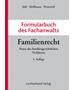 Jüdt / Kleffmann / Weinreich, Formularbuch des Fachanwalts Familienrecht