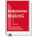 MuSchG Kurzkommentar