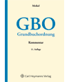 GBO - Grundbuchordnung - Kommentar