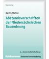 Abstandsvorschriften der Niedersächsischen Bauordnung