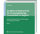 Straßenverkehrsrecht für kreisangehörige Gemeinden in Bayern