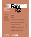 FamRZ - Zeitschrift für das gesamte Familienrecht