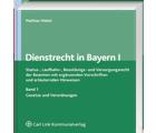 Dienstrecht in Bayern I