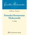 Formular-Kommentar Markenrecht