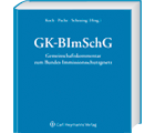 Gemeinschaftskommentar zum Bundes-Immissionsschutzgesetz (GK-BImSchG)