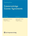 Lizenzverträge License Agreements