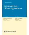 Lizenzverträge License Agreements